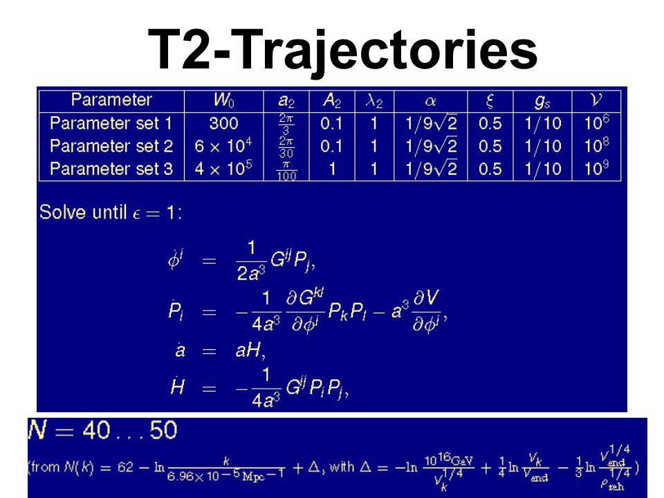 T2-Trajectories
