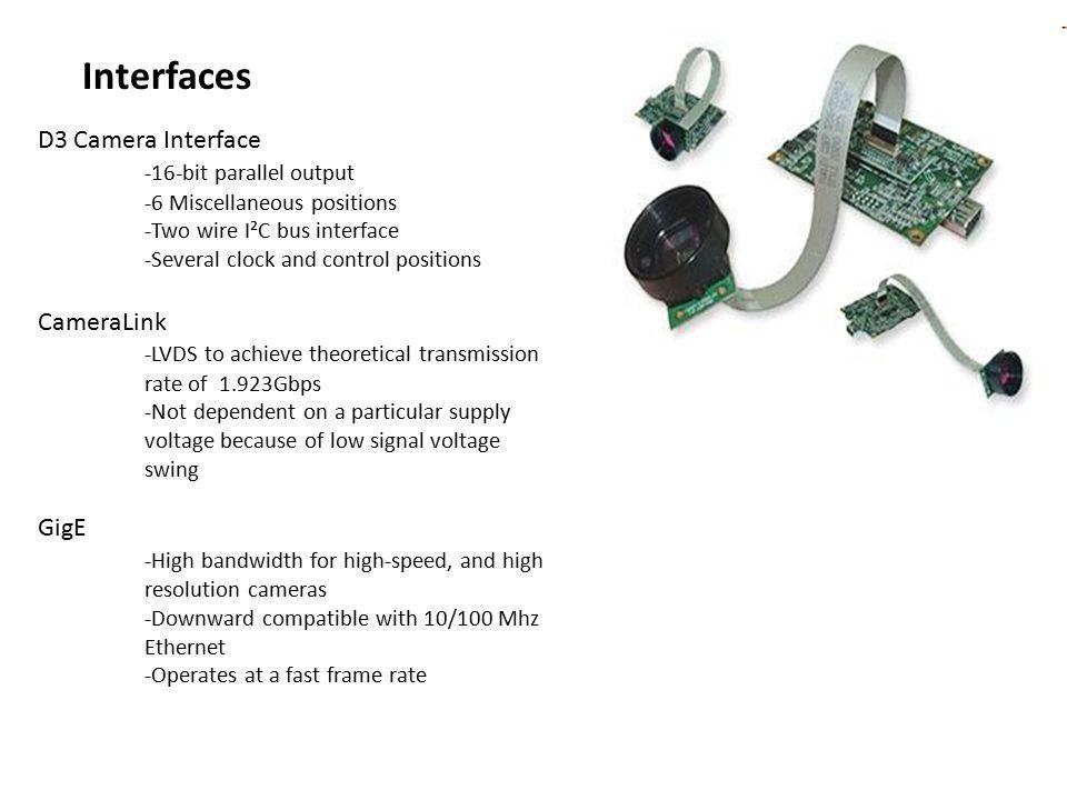 Camera/INS Speeds 10 MP Visual Band Image Sensor – 1 image/sec – 1 image approx 32MB VGA IR Band Image Sensor – 30 images/sec – 1 image approx 1MB INS Sensor – 1 capture/image (30/sec) – 1 capture approx 2MB