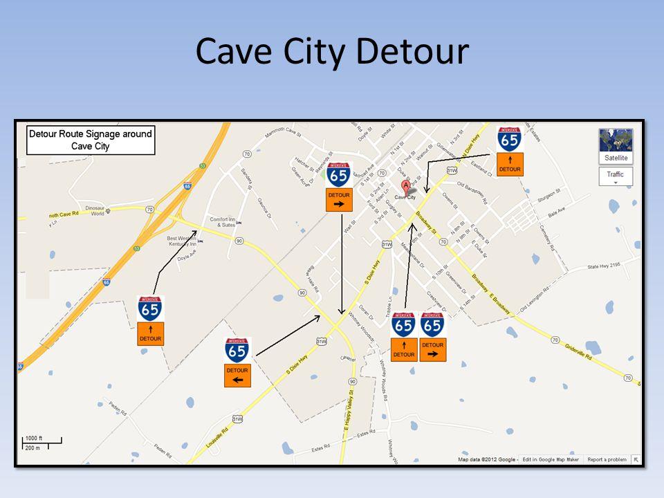 Cave City Detour