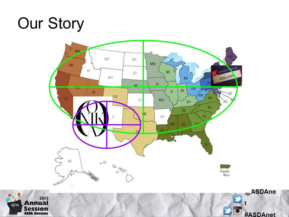 @ASDAne t #ASDAnet Our Story