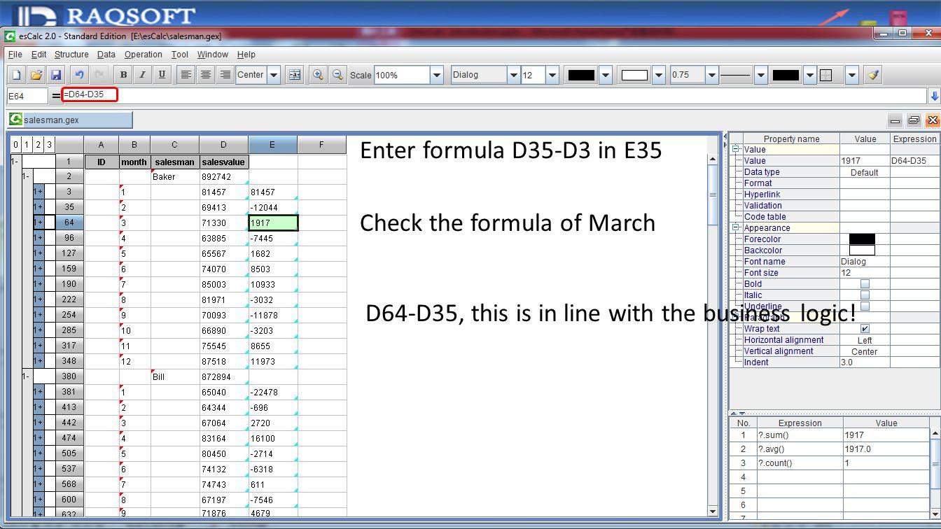 Manually enter each formula. Absolutely unbearable.