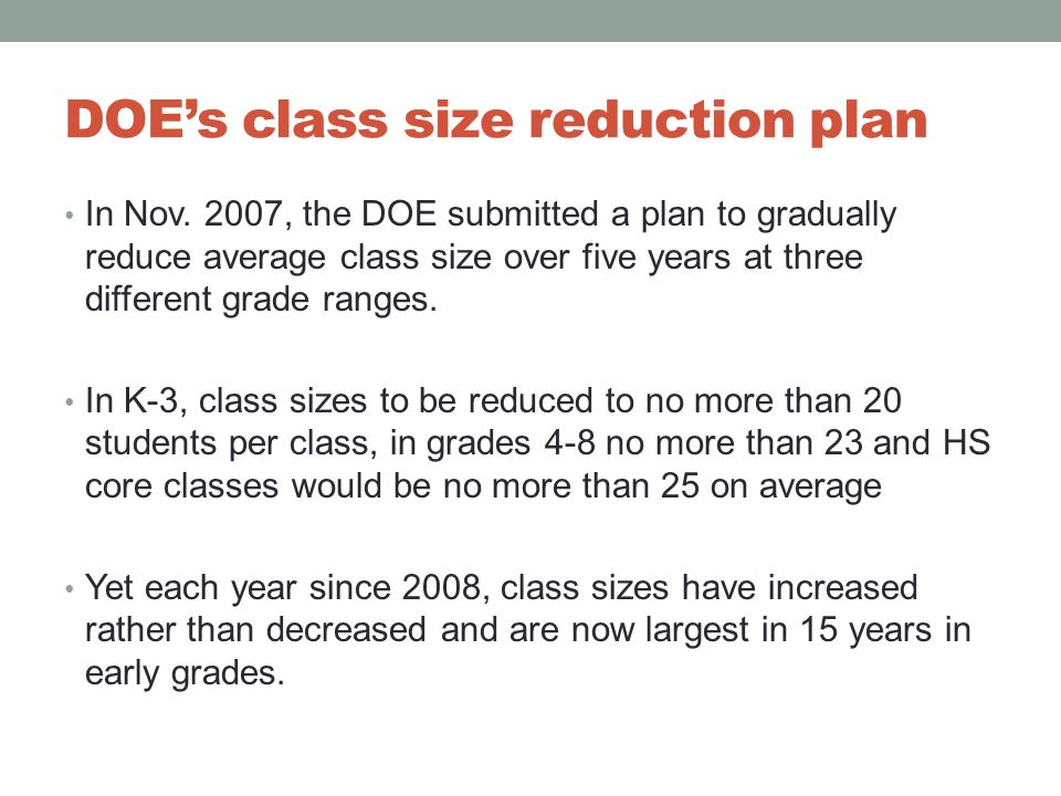 10 ES and MS Buildings are over-utilized in D3 393 seats needed to reach 100% building utilization Source: 2013-2014 DOE Blue Book