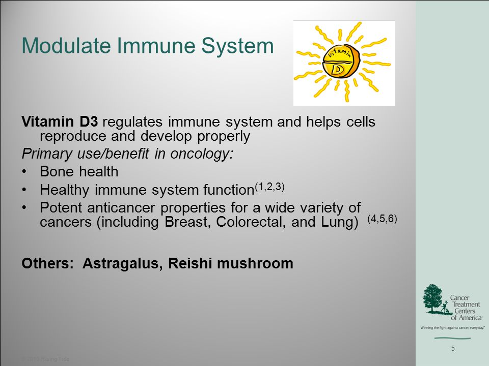 Cancer Prevention Summary Use curcumin and other natural anti- inflammatories Optimize vitamin D3 levels and modulate immune system Take melatonin and other natural anti-cancer agents Incorporate stress reduction Do hot and cold applications **visit with a qualified ND: www.oncanp.org and/or www.naturopathic.orgwww.oncanp.org www.naturopathic.org © 2013 Rising Tide 16