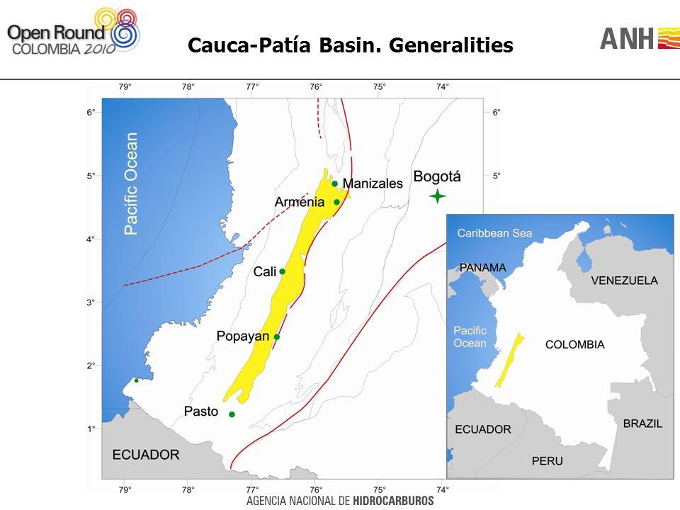 Cauca-Patía Basin. Generalities