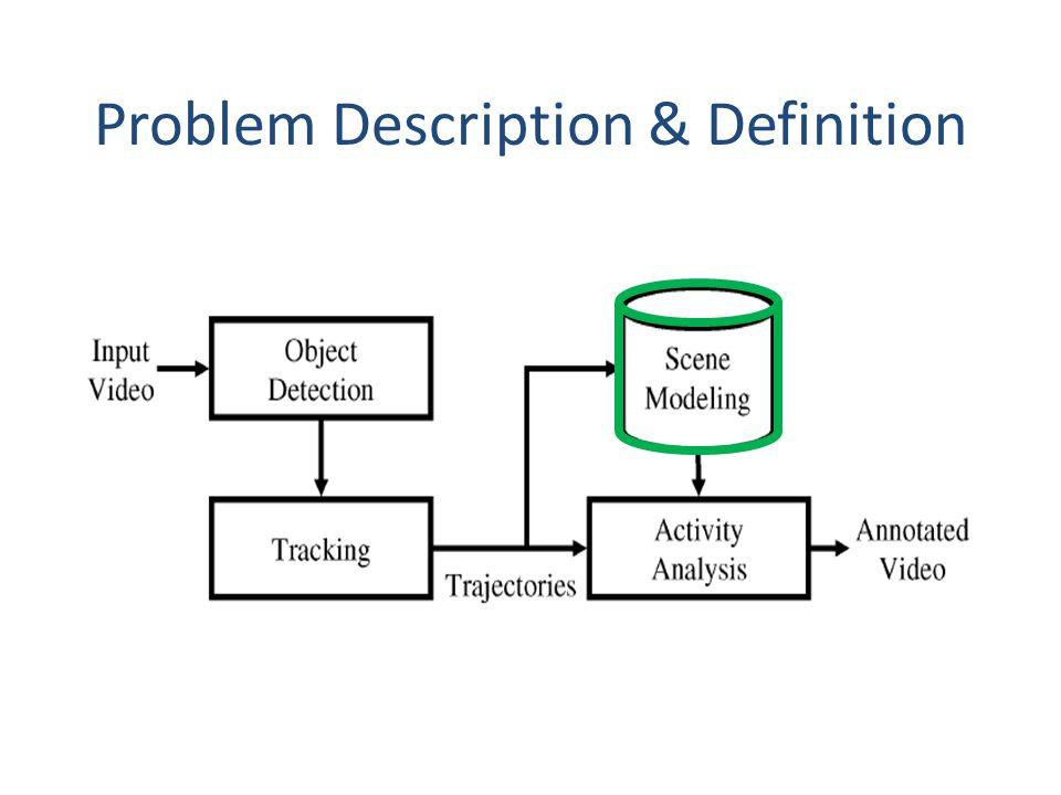 Problem Description & Definition
