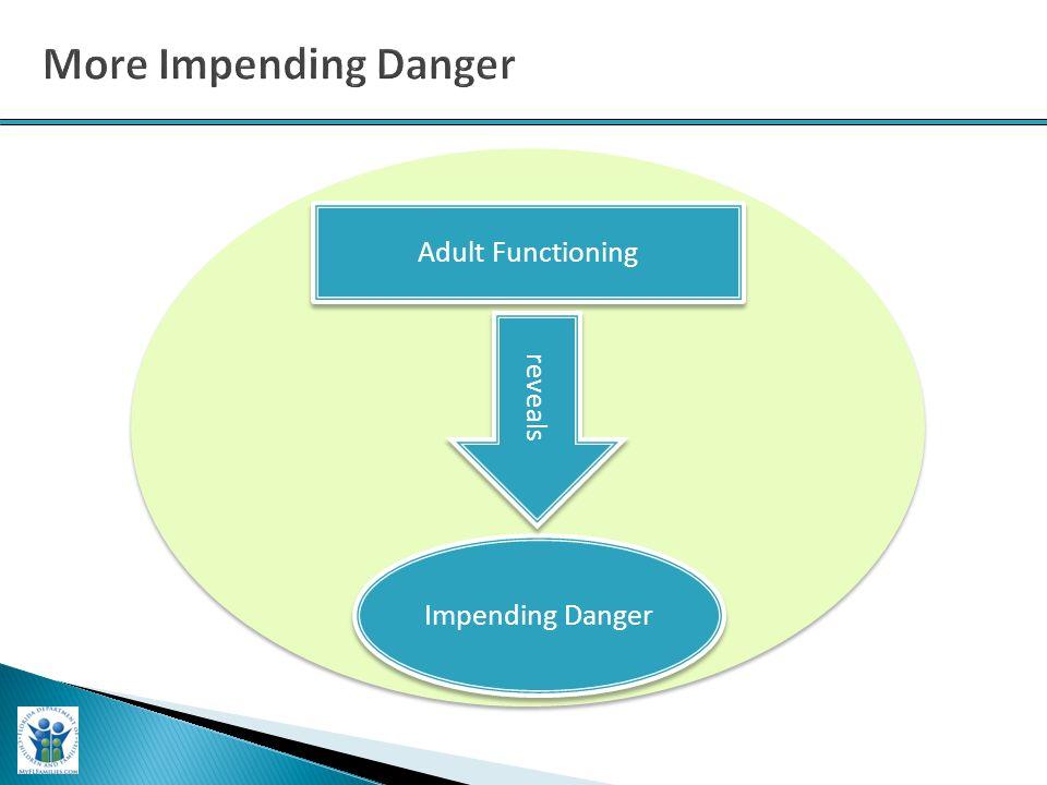 Adult Functioning Impending Danger reveals