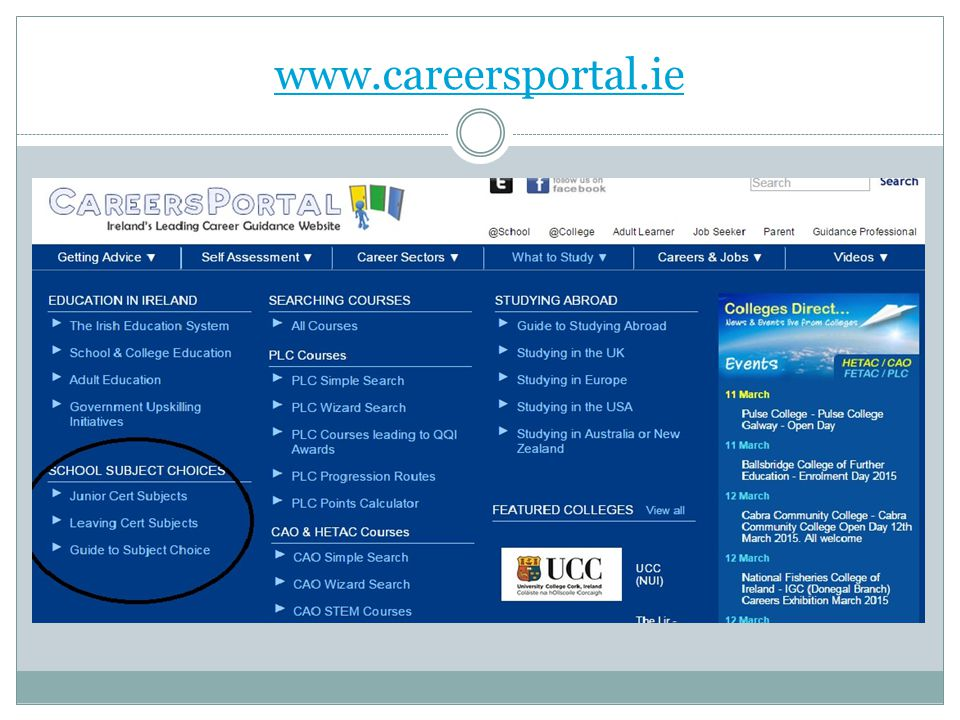 www.careersportal.ie