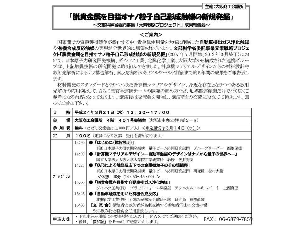 AB INITIO CALCULATIONS PHYSICAL MECHANISM VIRTUAL TEST MATERIAL Experiment QUANTIZATION of MECHANISM FUNCTIONAL VERIFICATION ANALYSIS of RESULTS VERIFICATION  触媒デザイン  反応プロセスデザイン