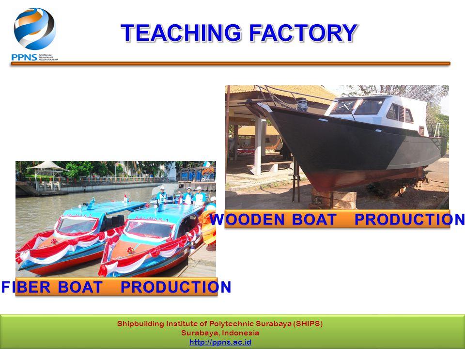 Shipbuilding Institute of Polytechnic Surabaya (SHIPS) Surabaya, Indonesia http://ppns.ac.id