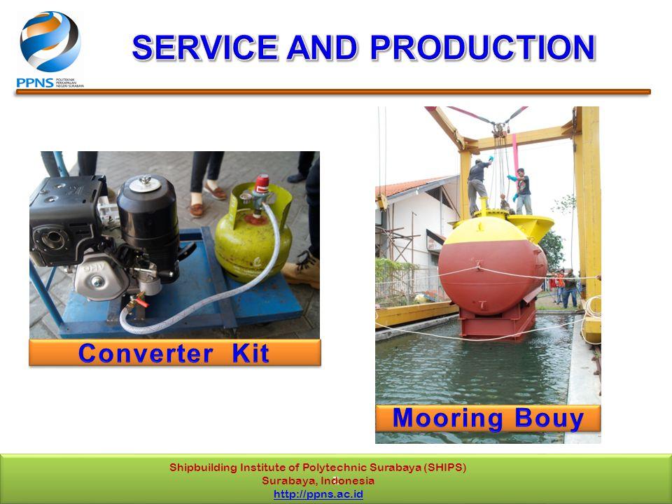 z z Shipbuilding Institute of Polytechnic Surabaya (SHIPS) Surabaya, Indonesia http://ppns.ac.id