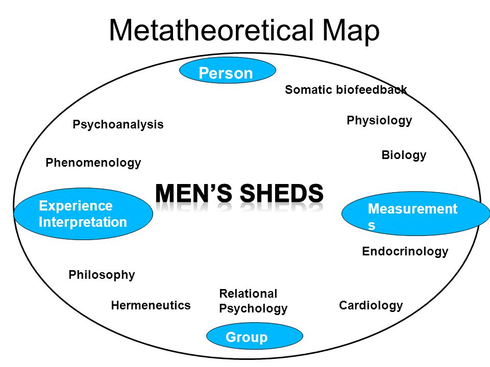 Metatheoretical Map.
