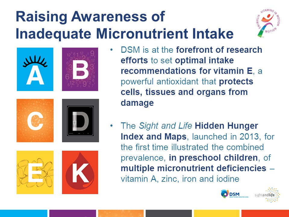 DSM is at the forefront of research efforts to set optimal intake recommendations for vitamin E, a powerful antioxidant that protects cells, tissues a