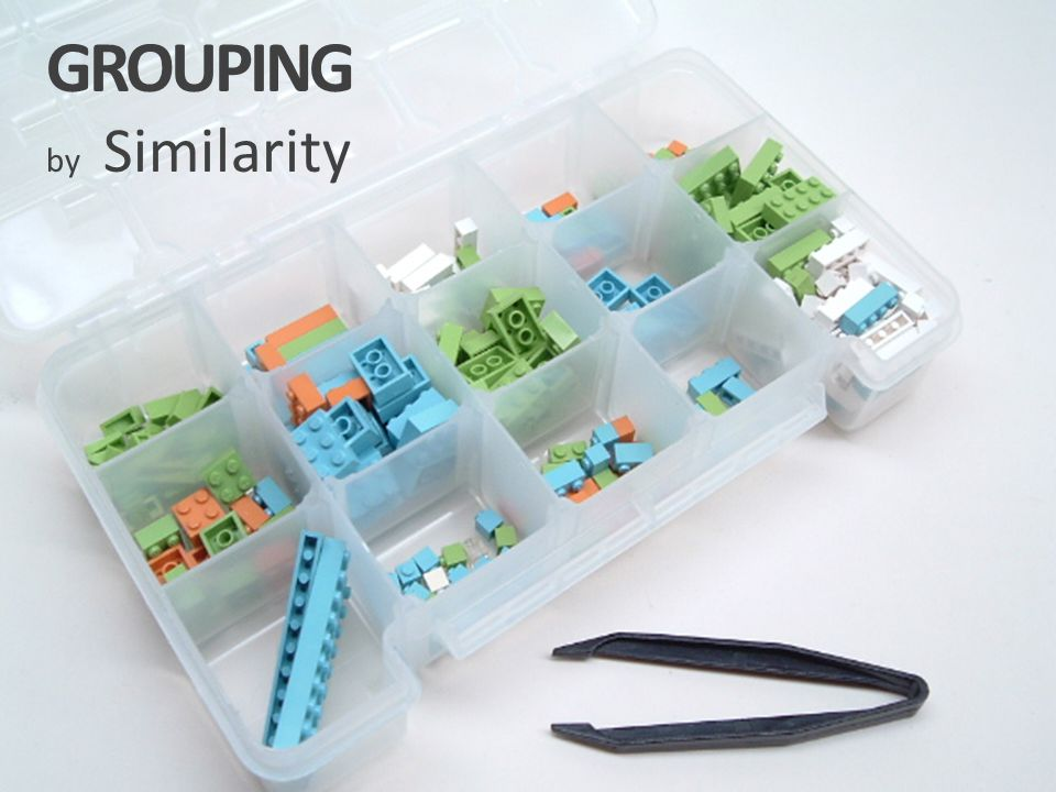 GROUPING by Similarity