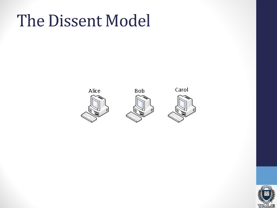 The Dissent Model