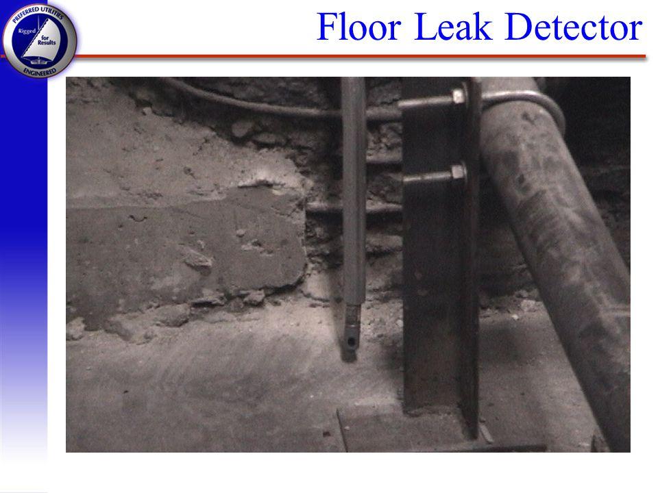 Floor Leak Detector