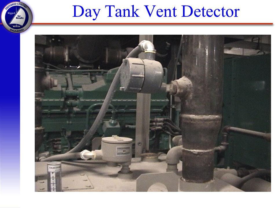 Day Tank Vent Detector