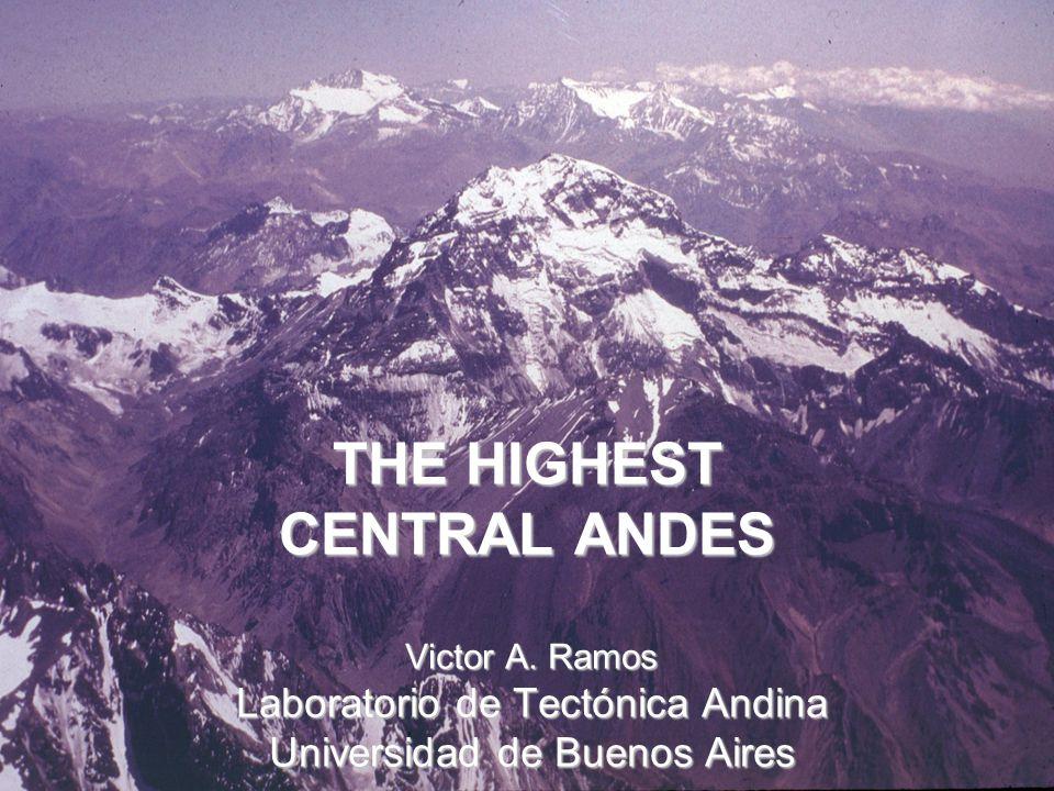 Juan Fernández Ridge Sierras Pampeanas
