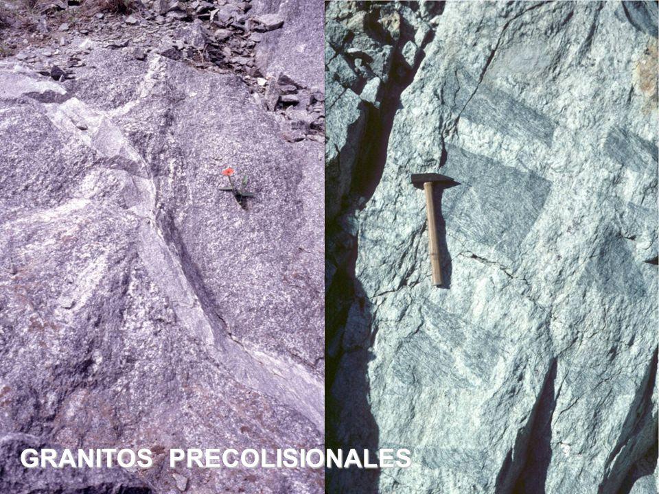 GRANITOS PRECOLISIONALES