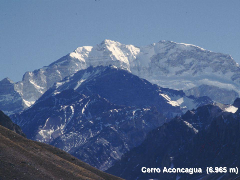 Cerro Aconcagua (6.965 m)