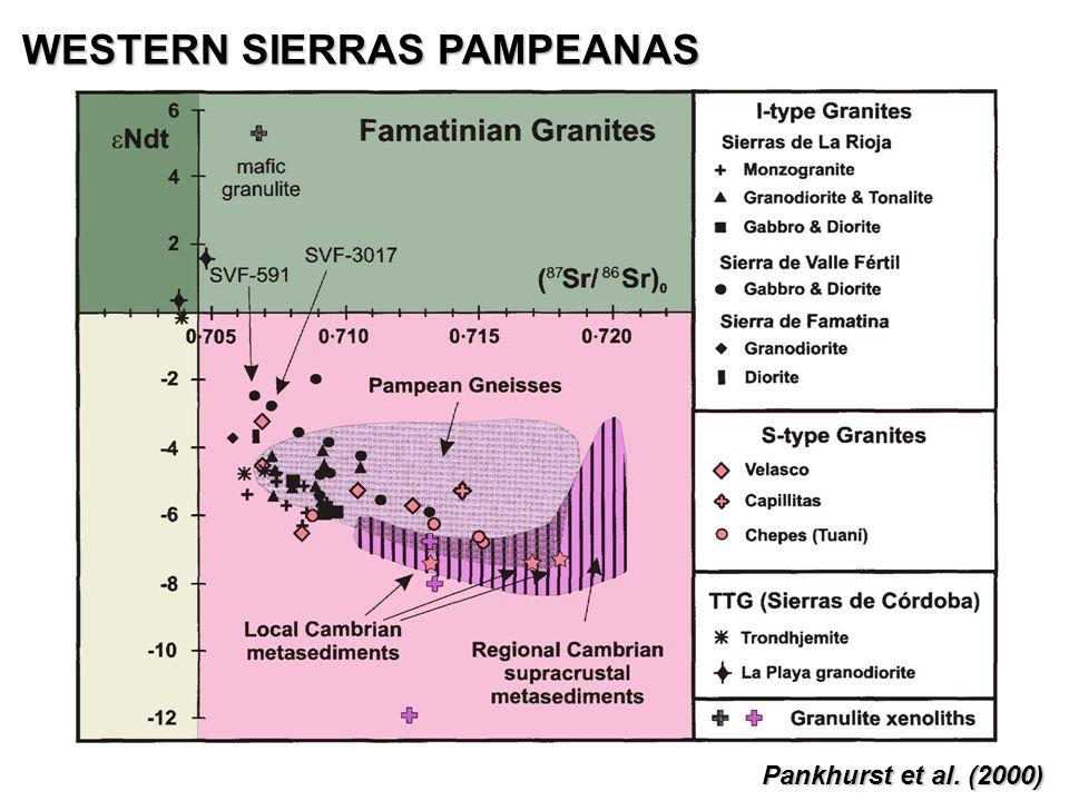 Pankhurst et al. (2000) WESTERN SIERRAS PAMPEANAS