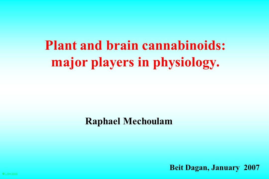 Cannabinoids and anxiety.1.