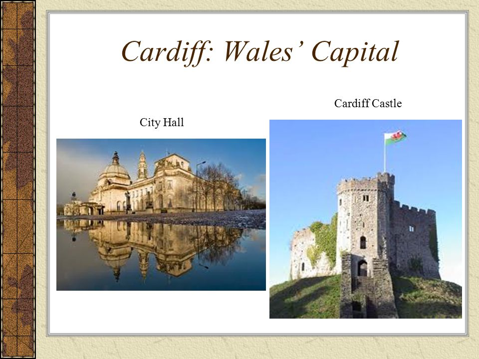 Cardiff: Wales' Capital City Hall Cardiff Castle