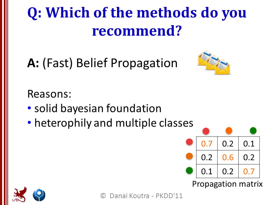 Q: Which of the methods do you recommend.