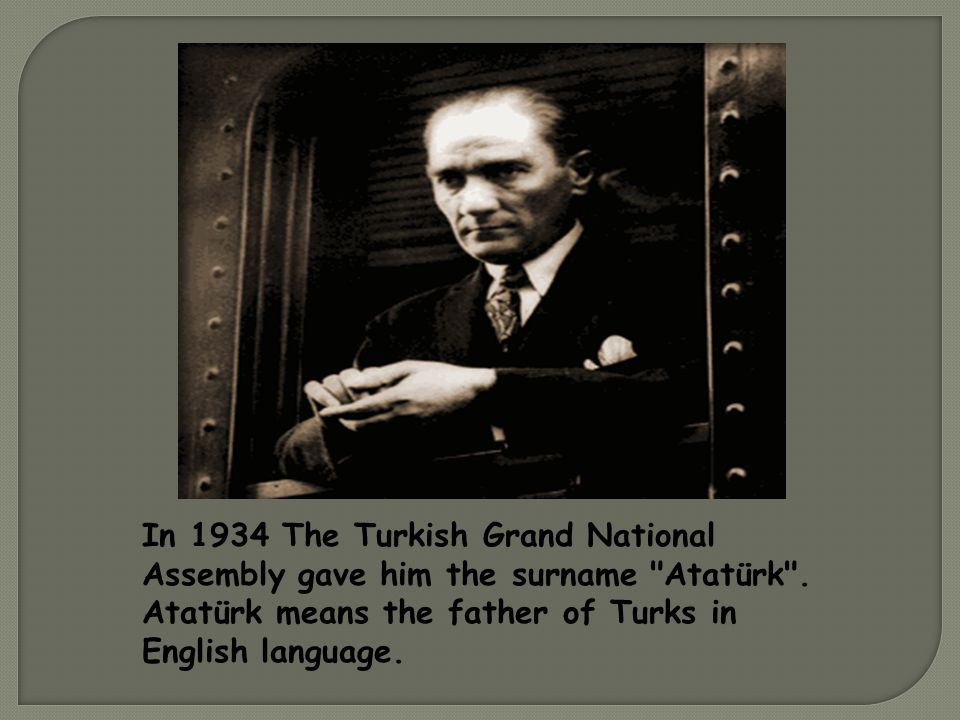 He founded the Republic of Turkey on the 29th of October, 1923 .
