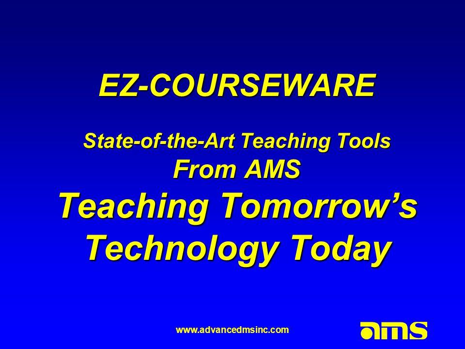 www.advancedmsinc.com Hardware Architecture