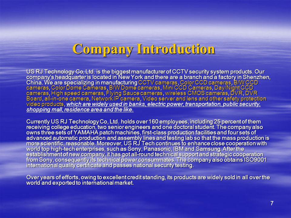 Contact Us  雷杰科技发展有限公司  Company: RJ Technology Co, Ltd.