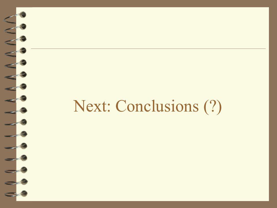 Next: Conclusions ( )