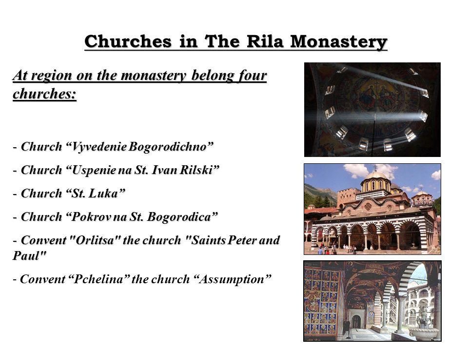 New Ideas for The Rila Monastery…. Creating Children's Center