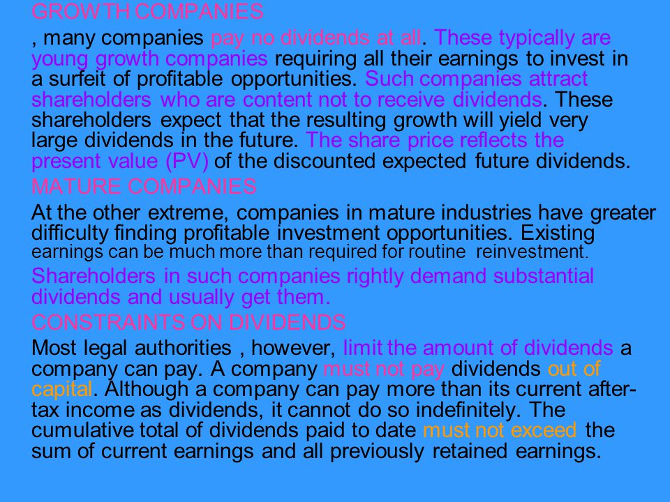 Relevance dividend Gordon Mdel Walter Model Solomo Approach MM Approach Irrelevance dividend Dividend theories