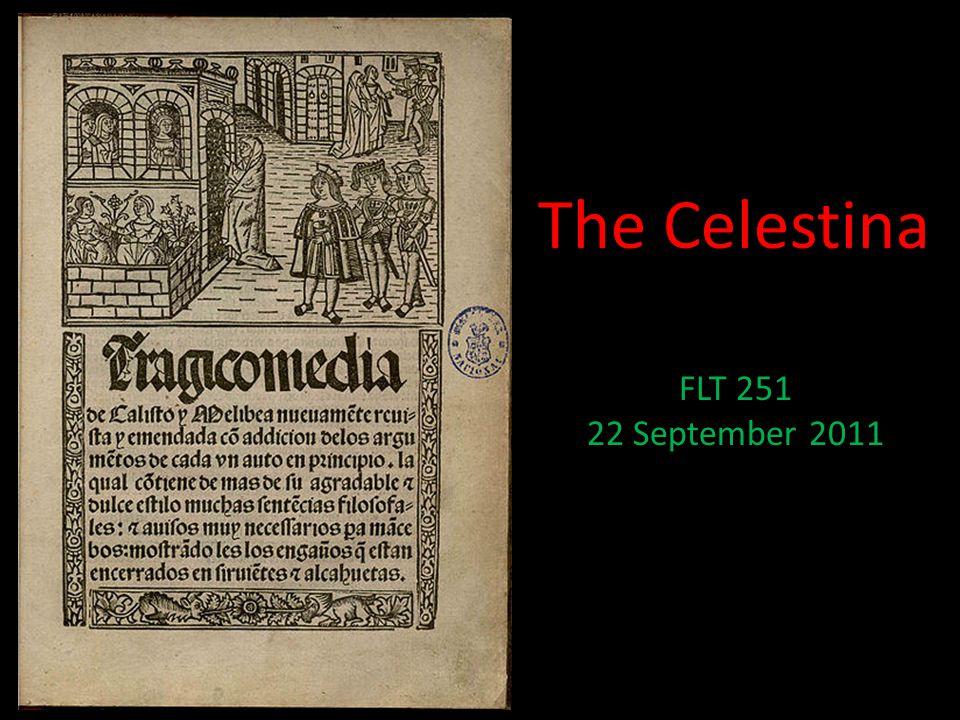 The Celestina FLT 251 22 September 2011