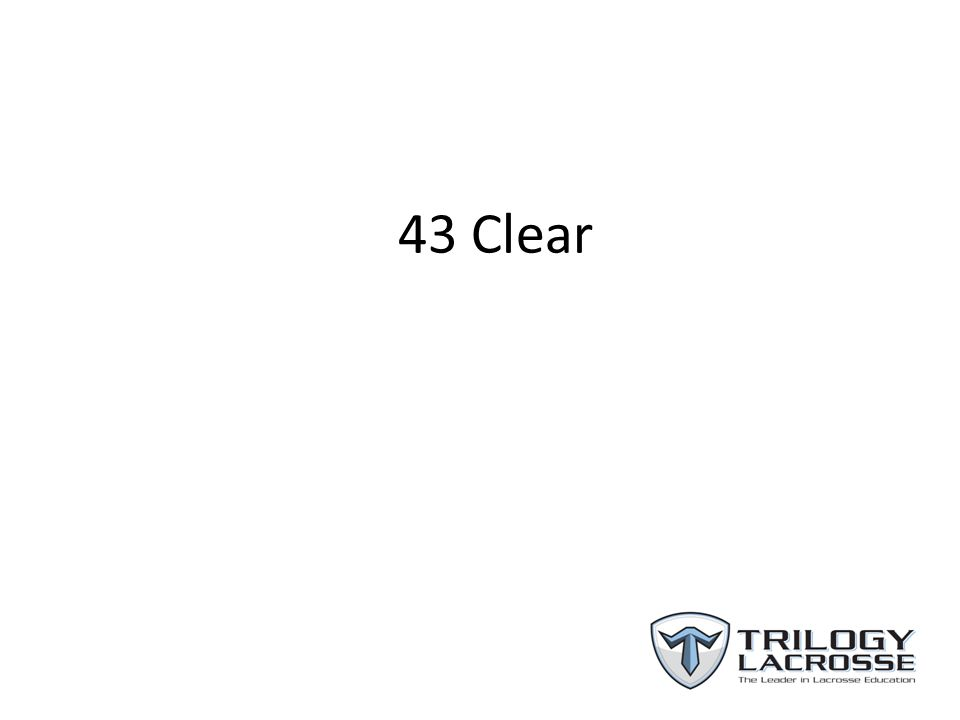43 Clear