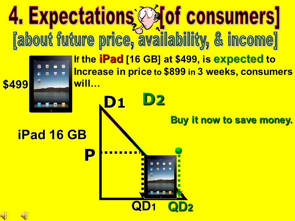 D1 D1 D1 D1 P QD 1 iPad 16 GB $499