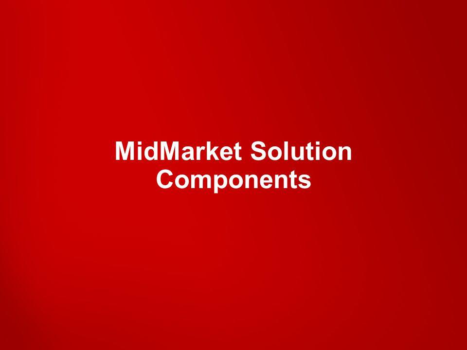 MidMarket Solution Components