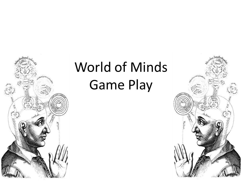 World of Minds Game Play