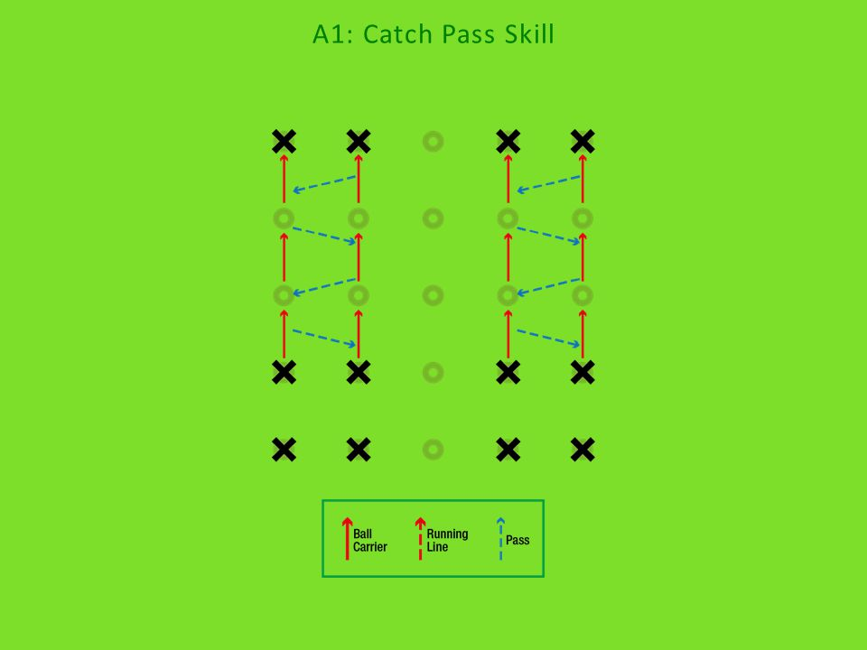 A1: Catch Pass Skill