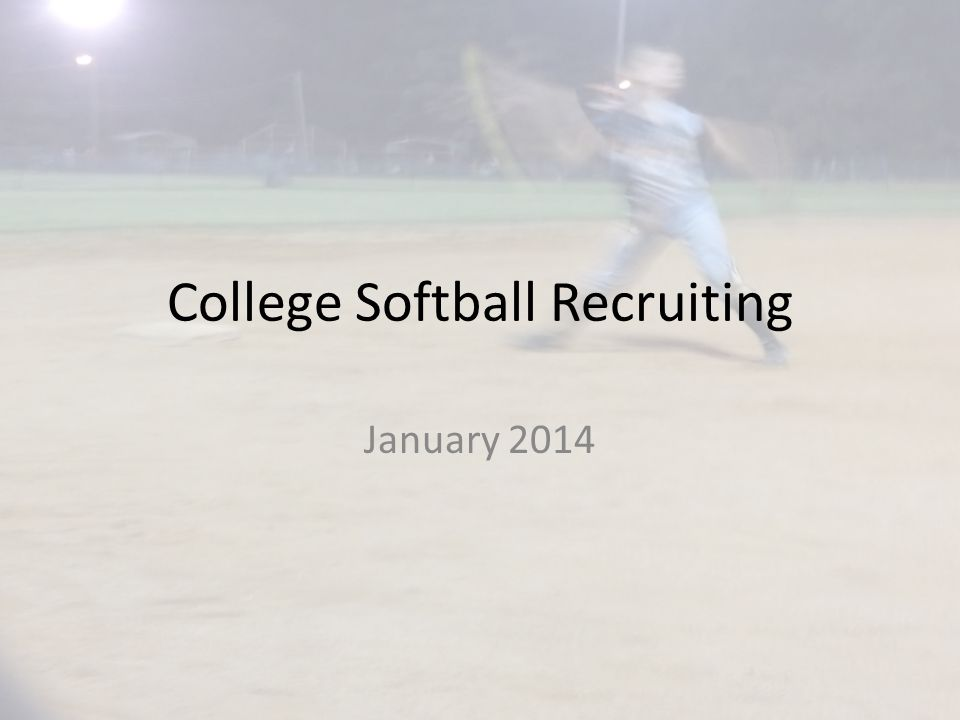 Opportunity – The Facts Only 7.8% of high school players end up playing at the collegiate level.
