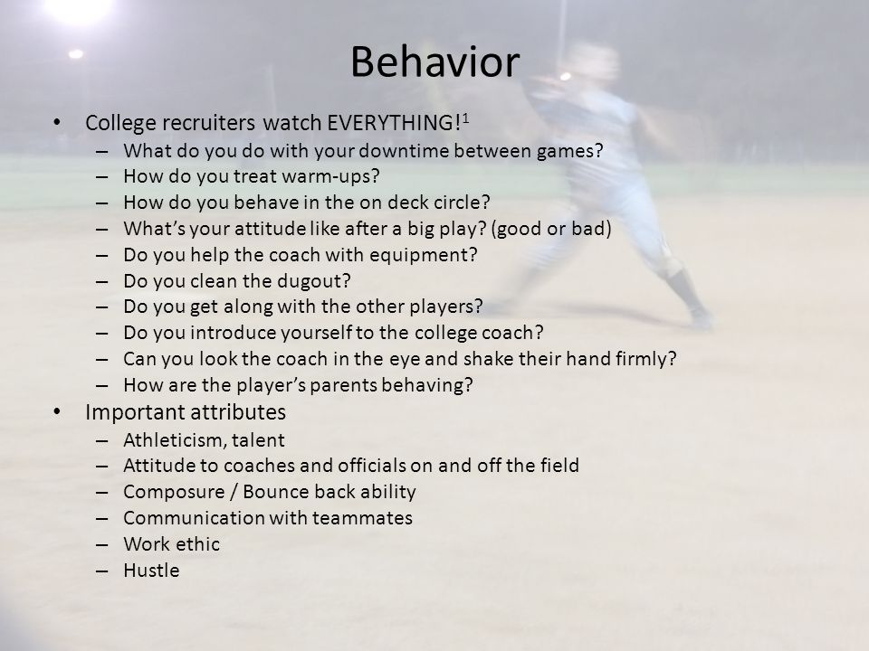 NCAA Div I Rules - Senior Year As a Senior in high school: Recruiting Material – You can receive material and information from the coach Telephone Calls – You can call the coach at your own expense.
