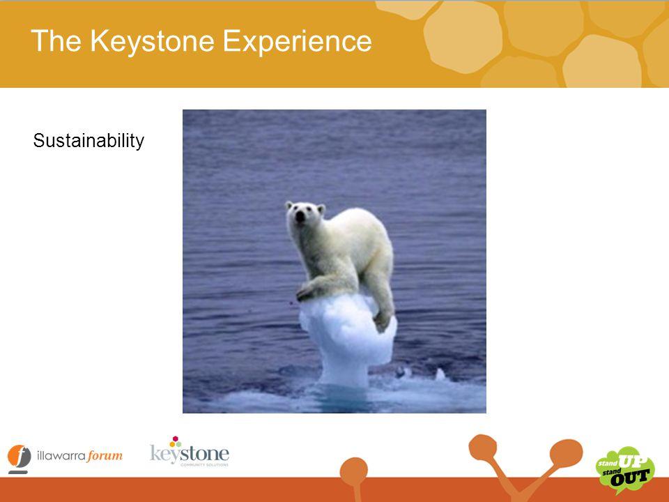 The Keystone Experience Sustainability