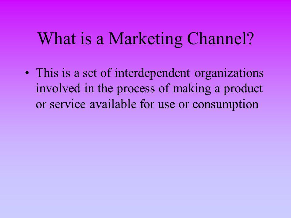 Types of intermediaries Distributors Wholesalers Retailers Department stores