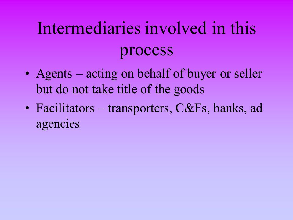 Legal and ethical issues Exclusive dealings Exclusive territories Tying agreements Dealer rights