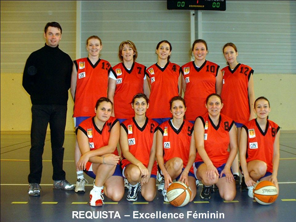 REQUISTA – Excellence Féminin