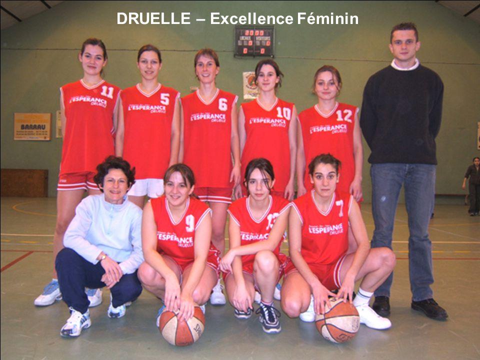 DRUELLE – Excellence Féminin