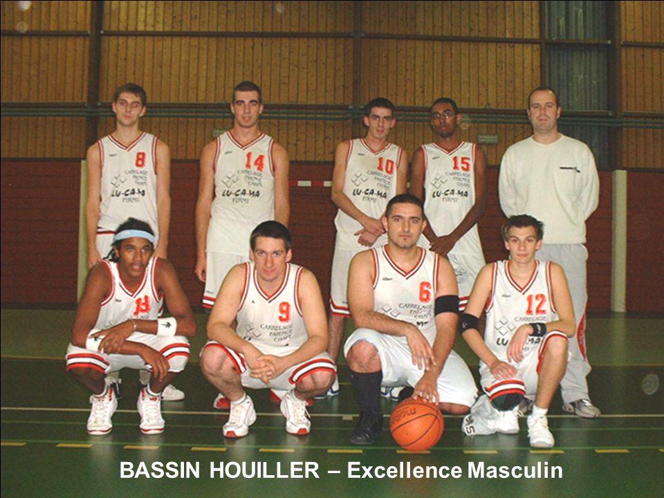 BASSIN HOUILLER – Excellence Masculin