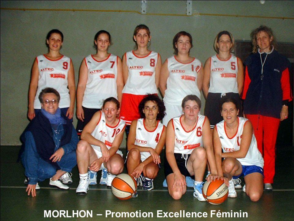 MORLHON – Promotion Excellence Féminin