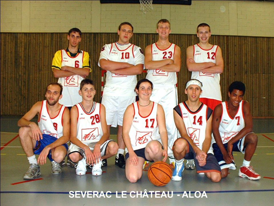 SEVERAC LE CHÂTEAU - ALOA
