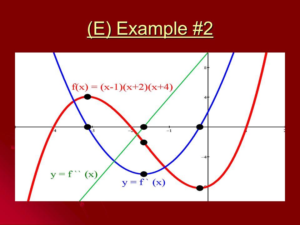 (E) Example #2